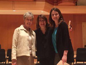 Judy, Leann, Linda Miller - SSECF2017