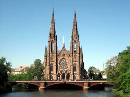 NotreDame.Strasbourg.with bridge