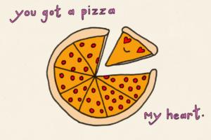 pizza edited