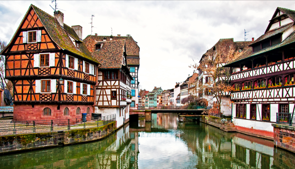 Strasbourg, France: one of the many beautiful European cities TYC will visit in July.