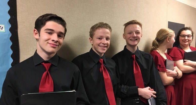 Young Men's Choir